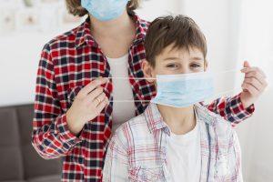 Coronavírus: Cuidados com crianças